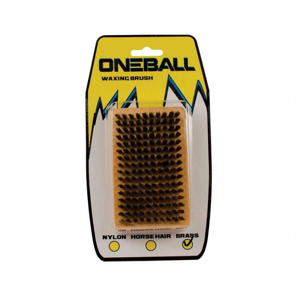 Щетка ONEBALL Brush - Brass фото