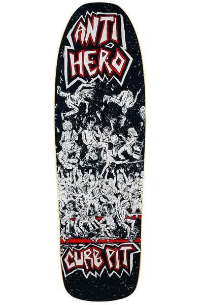 Дека для скейтборда ANTI-HERO Ah Brd Team Curb Pit 10