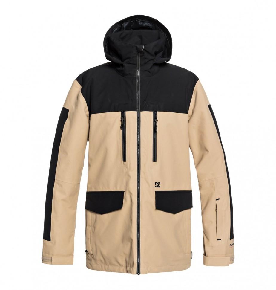 Купить со скидкой Куртка для сноуборда мужская DC SHOES Company Jkt M Incense