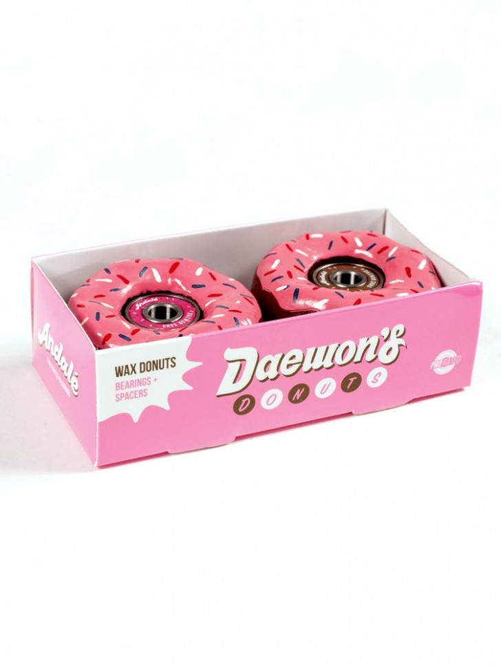 Подшипники ANDALE Daewon Donut Wax #and# Bearings