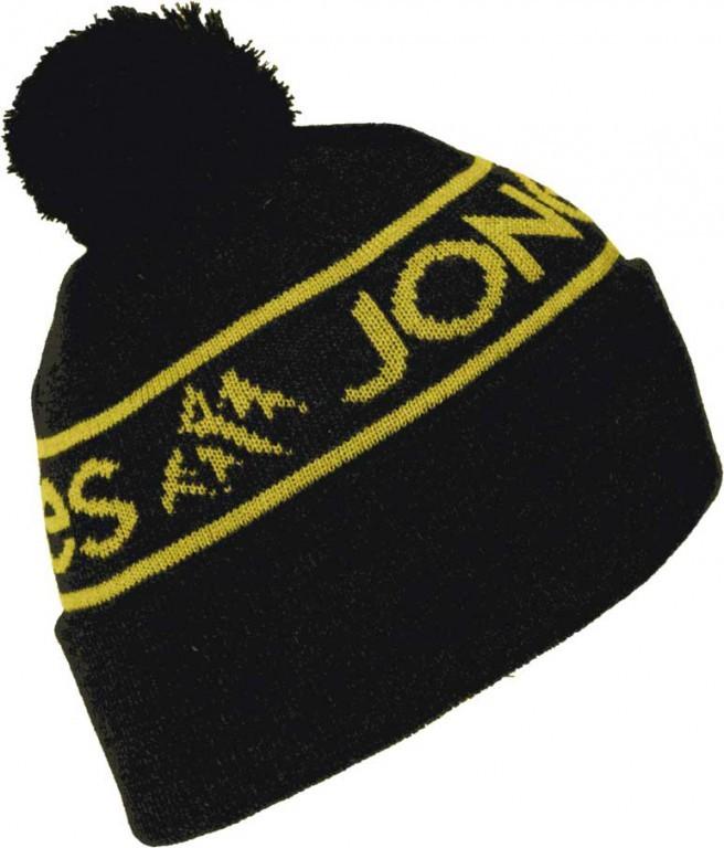 Шапка JONES Chamonix Blk/Must фото